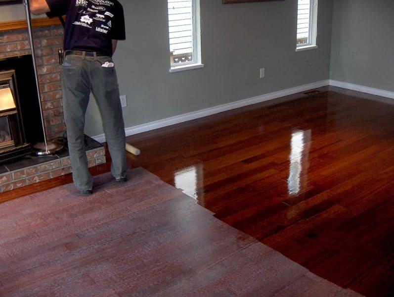 Hardwood-Floor-Refinishing Brooklyn NY - Sanding Staining Polishing Hardwood Floors - Hardwood Floor