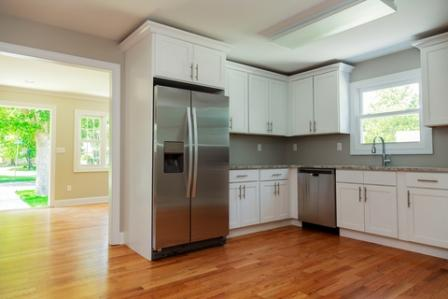 kitchen hardwood floor, A1 Expert Flooring, Brooklyn NY