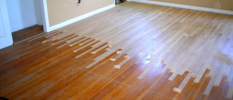 Repair Hardwood Floor Brooklyn NY