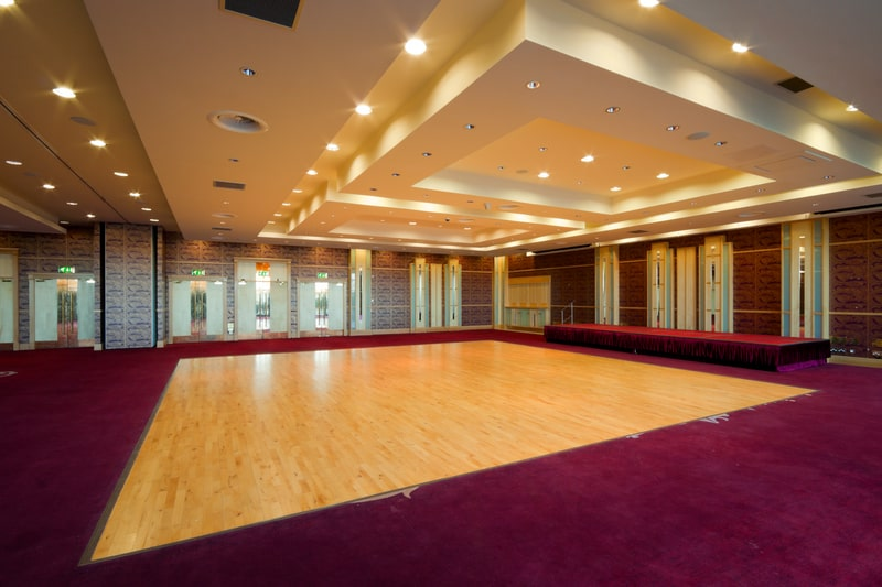 Wood dance floor contractor Brooklyn NY